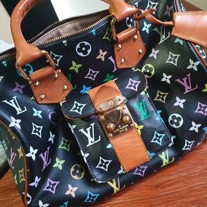 Louis Vuitton Speedy monogram handbag